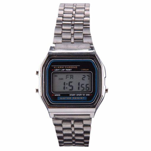 Zegarek Montana srebrny 2