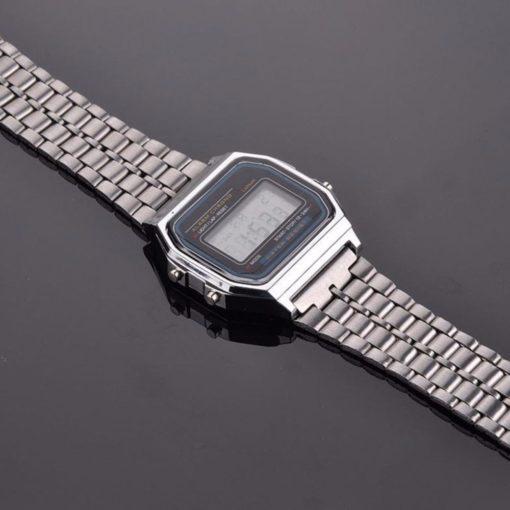 Zegarek Montana srebrny 5