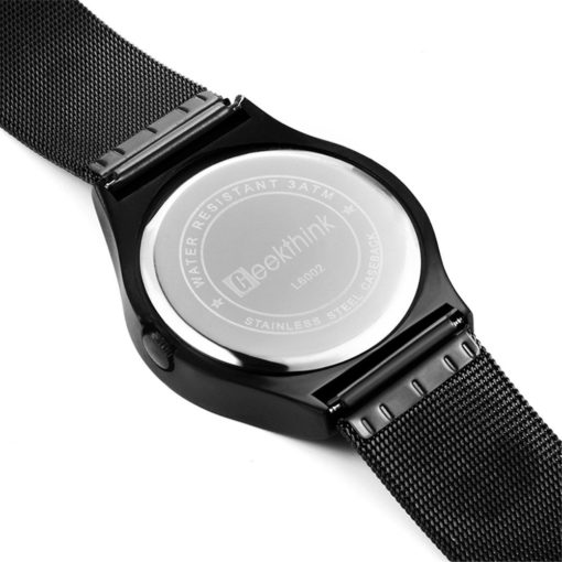 Zegarek Geekthink Creative czarny 4