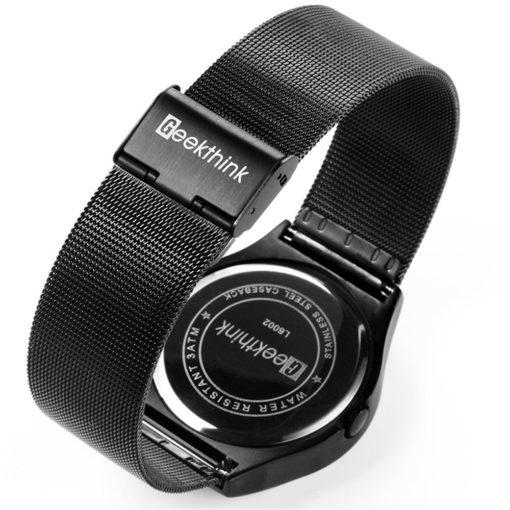 Zegarek Geekthink Creative czarny 2