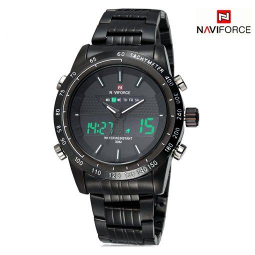 Zegarek Naviforce Power czarny biały