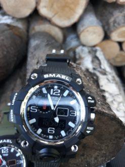 Zegarek Smael Camouflage biały 4
