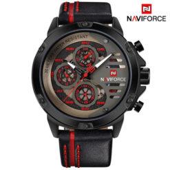 Zegarek Naviforce Maverick czerwony