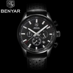 Zegarek Benyar Adriatica czarny BY5108