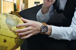 Zegarek Benyar srebrno-czarny BY5102 5