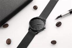 Zegarek Crrju Slim czarny 3