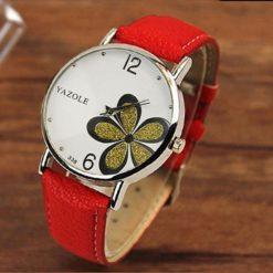 Yazole flower czerwony miniaturka