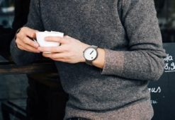 Zegarek Geekthink Fashion biały 3