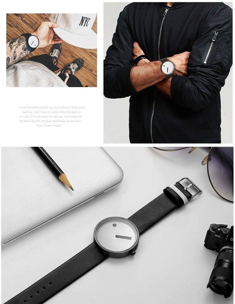 Zegarek Geekthink Fashion biały 17
