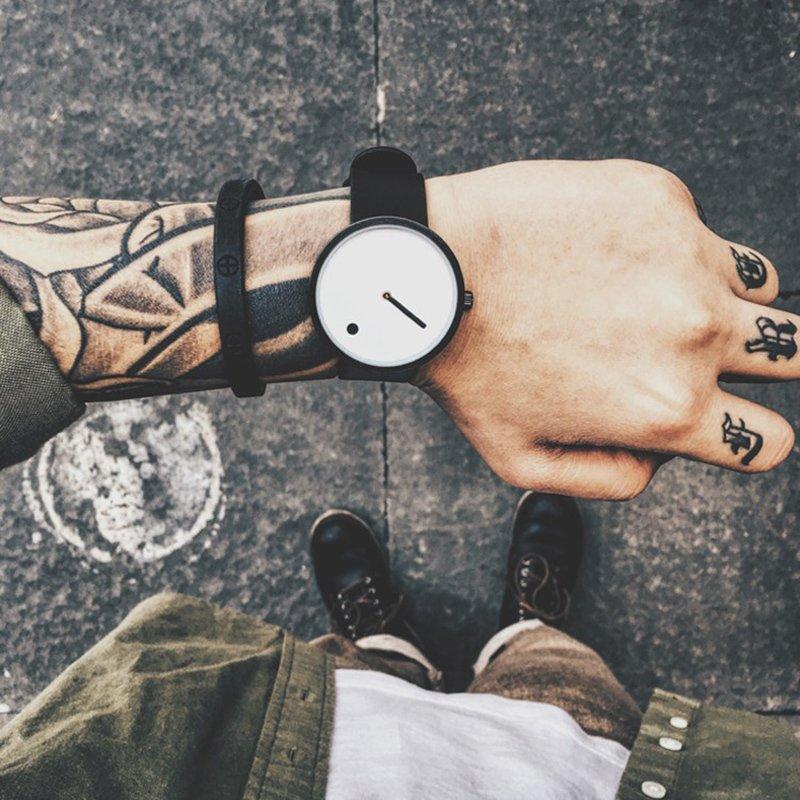 Zegarek Geekthink Fashion biały 10