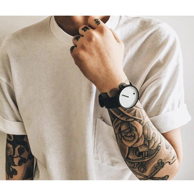 Zegarek Geekthink Fashion biały 11