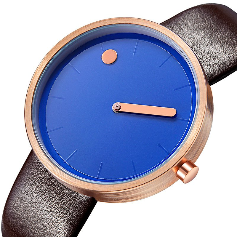 Zegarek Geekthink Fashion niebieski 12