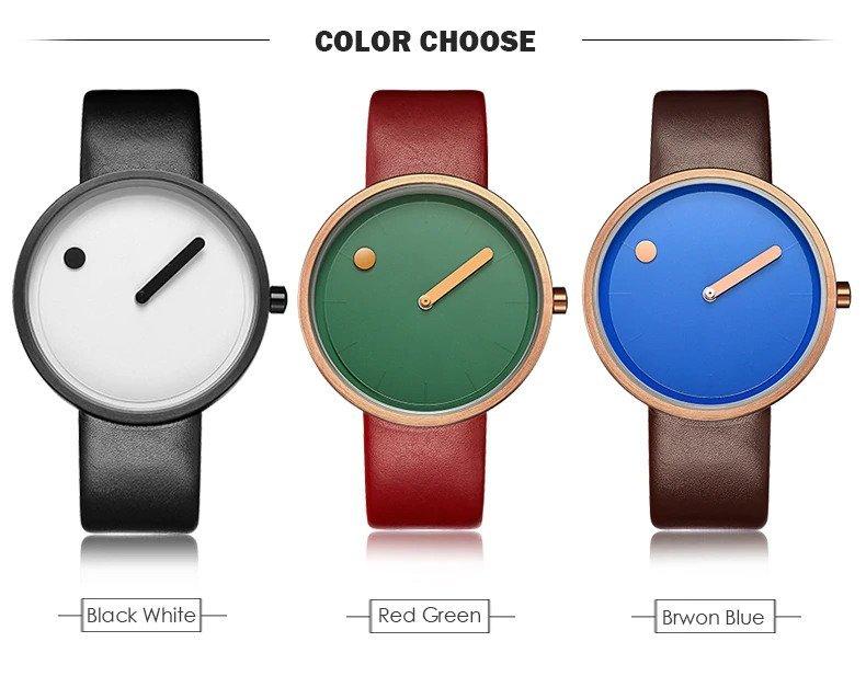 Zegarek Geekthink Fashion biały 18