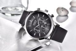 Zegarek North Iceland czarny 3
