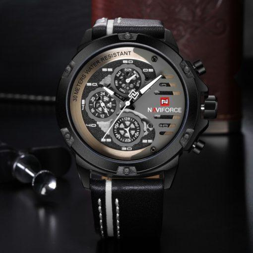 Zegarek Naviforce Maverick biały