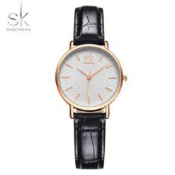 Zegarek Shengke Milan czarny 4