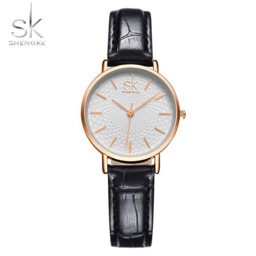 Zegarek Shengke Milan czarny 1