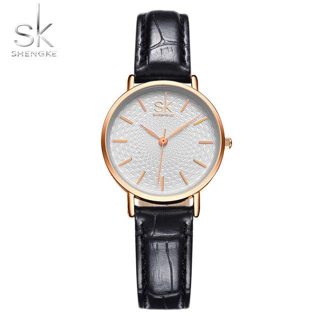 Zegarek Shengke Milan czarny 6