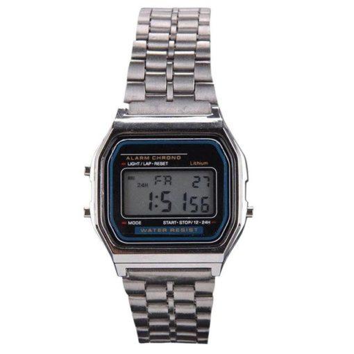 Zegarek Montana srebrny 1