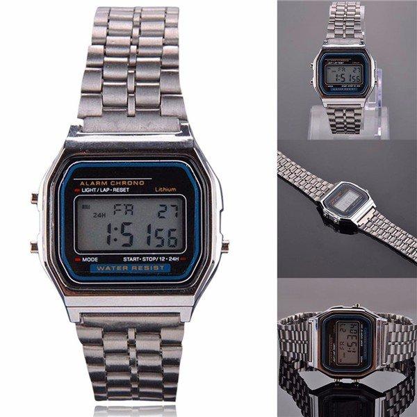 Zegarek Montana srebrny 10