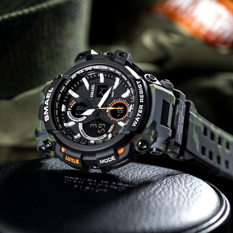 Zegarek Smael Hunter V1 moro 9
