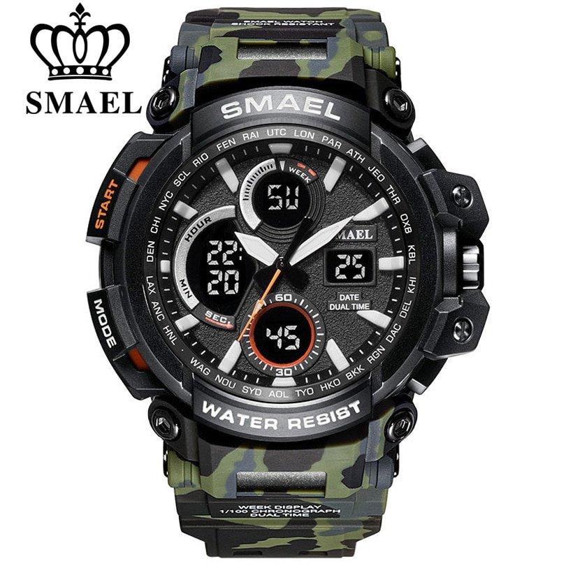 Zegarek Smael Hunter V1 moro 10