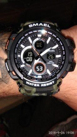 Zegarek Smael Hunter V1 moro 2