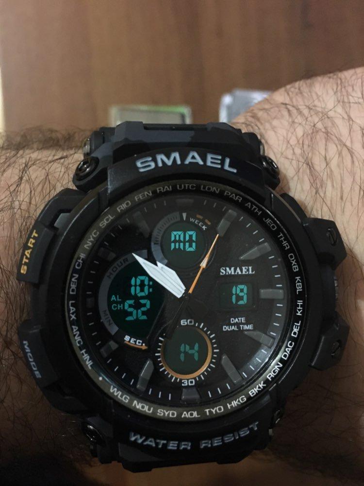 Zegarek Smael Hunter V1 moro 13