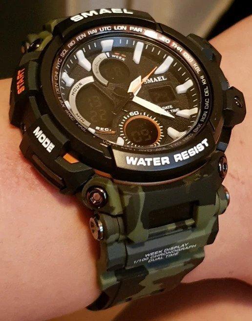 Zegarek Smael Hunter V1 moro 14