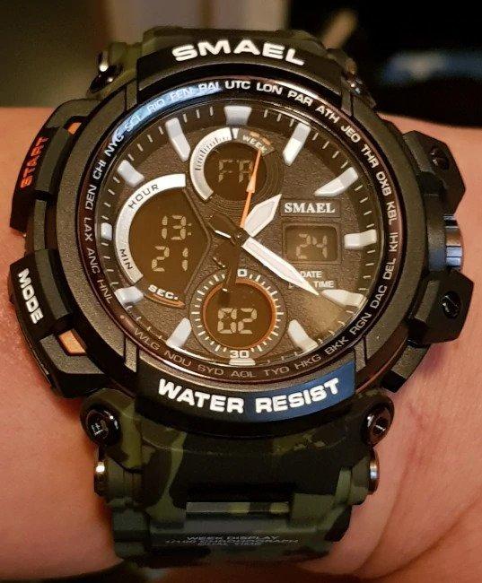 Zegarek Smael Hunter V1 moro 15