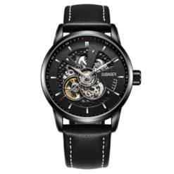Zegarek Oubaoer Primera czarny