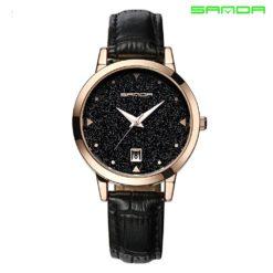 Zegarek Sanda Star czarny