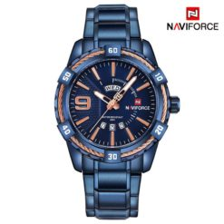 Zegarek Naviforce Rope niebieski