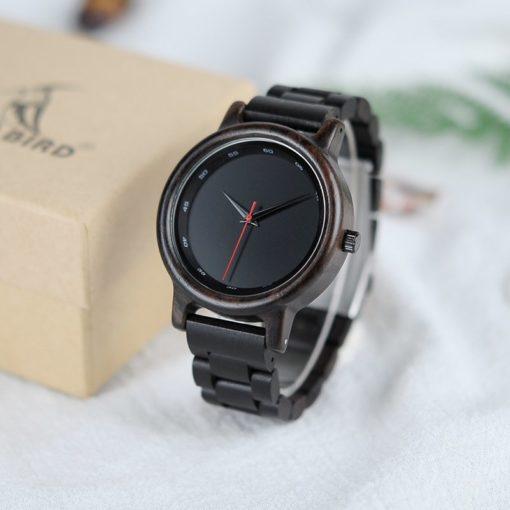 Zegarek Bobo Bird Black P10 2