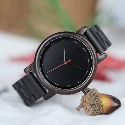 Zegarek Bobo Bird Black P10 3