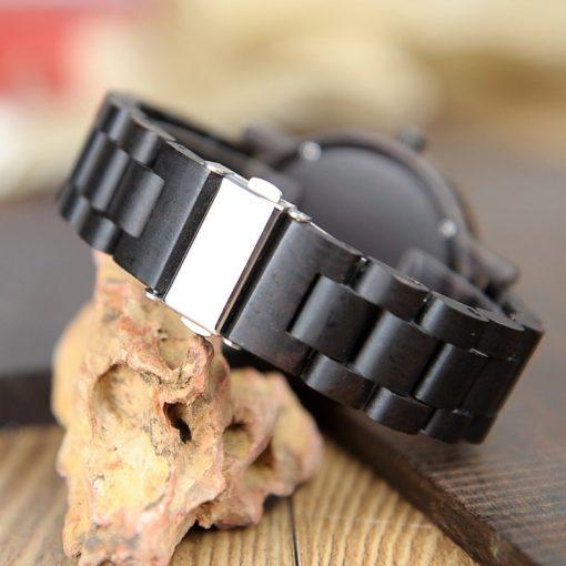Zegarek Bobo Bird Black P10 4