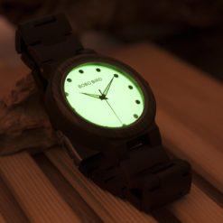 Zegarek drewniany Bobo Bird Top P04-1