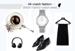 Zegarek King Hoon Star srebrny 16