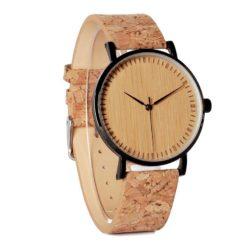 Zegarek drewniany Bobo Bird Cork E19