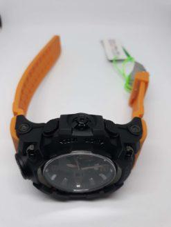 Zegarek Smael Camouflage pomarańczowy 4