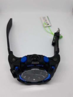 Zegarek Smael Camouflage niebieski czarny 3
