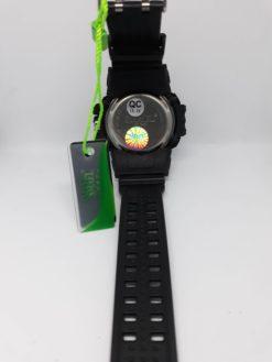 Pasek do zegarka Smael Camouflage czarny