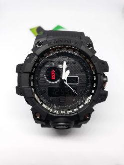 Zegarek Smael Camouflage czarny 6