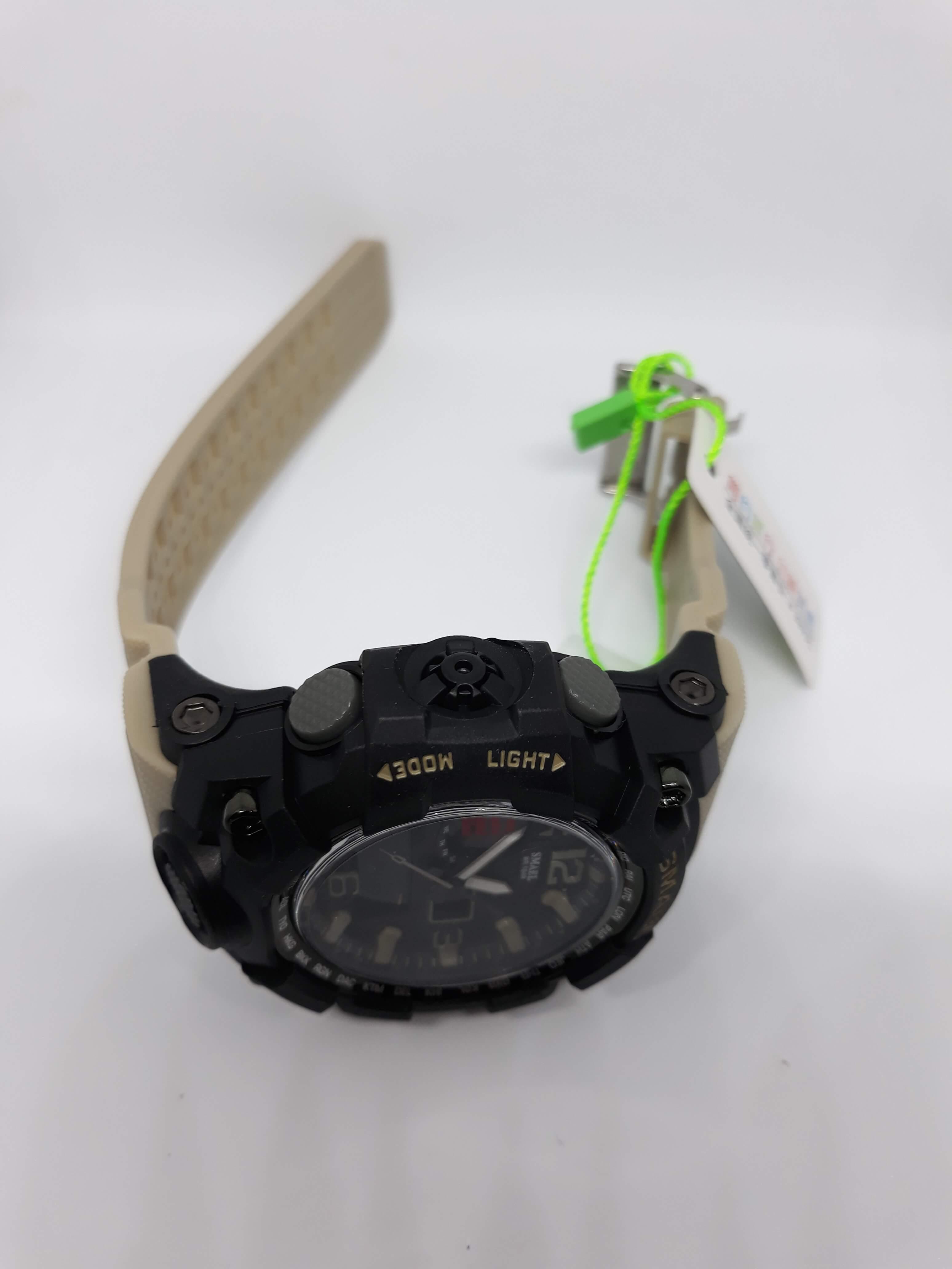 Zegarek Smael Camouflage khaki 10