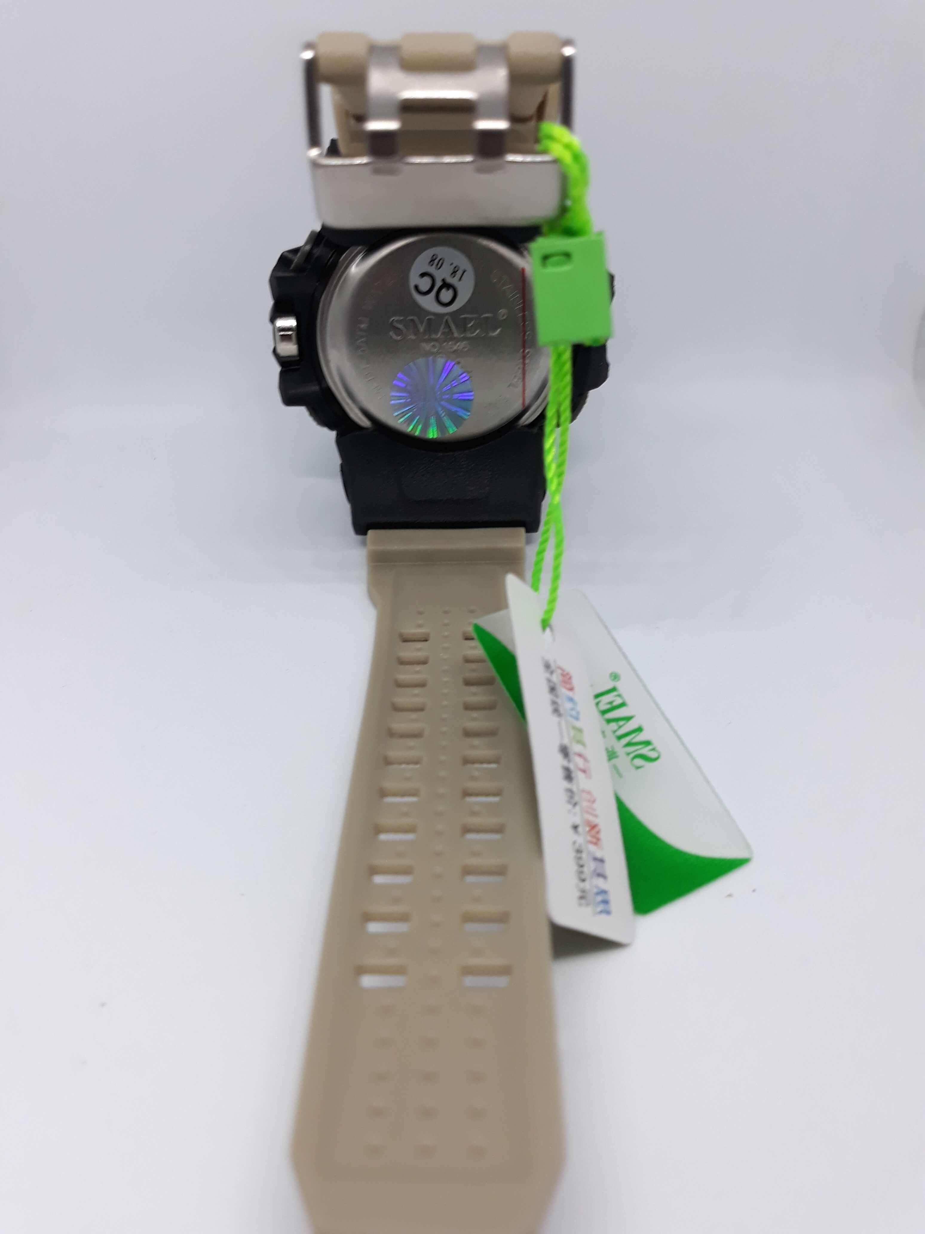 Zegarek Smael Camouflage khaki 11