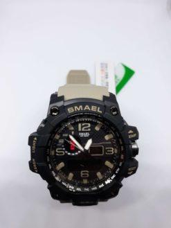 Zegarek Smael Camouflage khaki 6