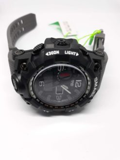 Zegarek Smael Camouflage szary 2