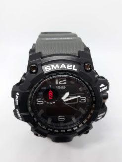 Zegarek Smael Camouflage szary 8