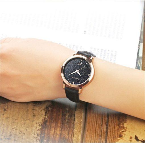 Zegarek Sanda Star czarny 5