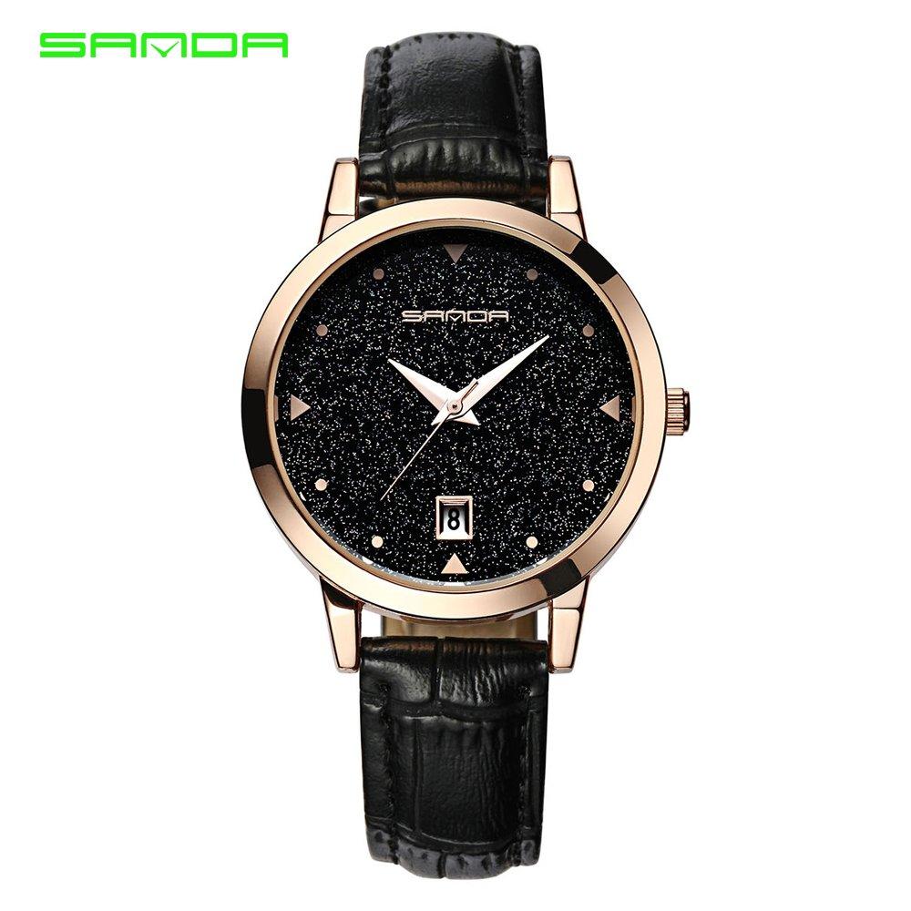 Zegarek Sanda Star czarny 14